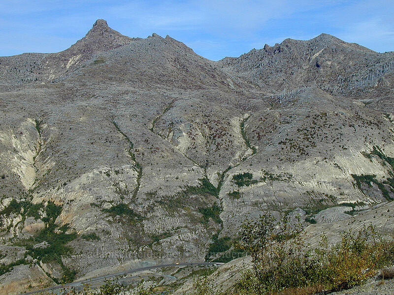 Coldwater Peak [Boundary Trail, Mt. St. Helens N.V.M., Washington]