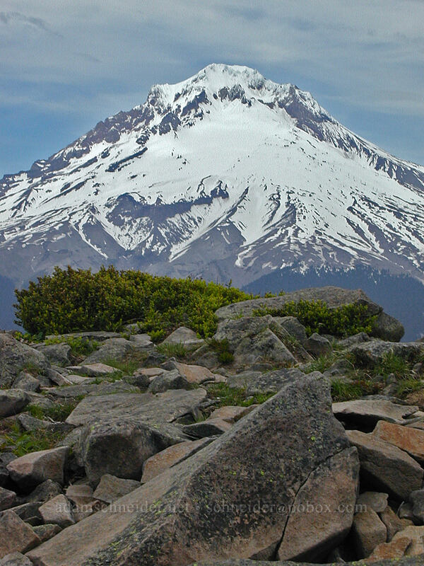Mount Hood [Tom Dick & Harry Mountain, Mt. Hood National Forest, Oregon]