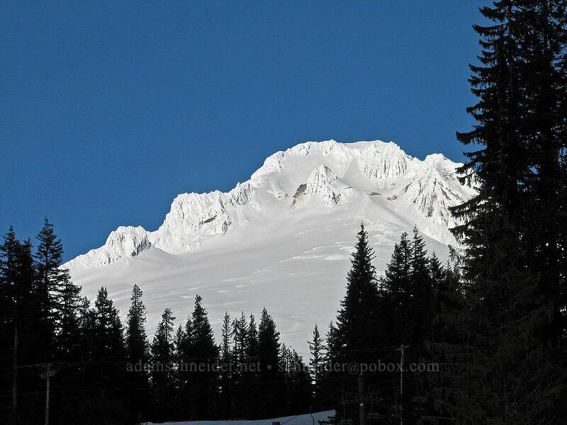 Mount Hood [Summit Ski Area, Government Camp, Oregon]