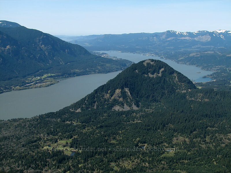 Wind Mountain [Summit of Dog Mountain, Columbia River Gorge, Washington]