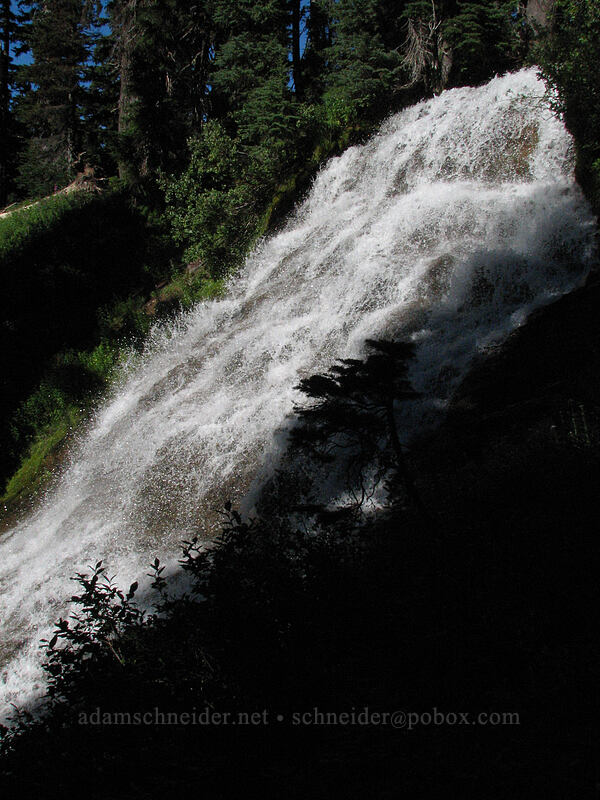 Umbrella Falls [Umbrella Falls Trail, Mt. Hood National Forest, Oregon, United States]