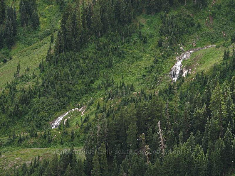 cascades [Newton-Clark Ridge, Mt. Hood National Forest, Oregon, United States]