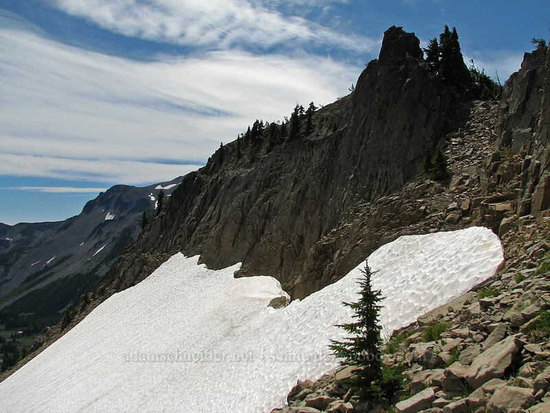 east side of Park Butte [Park Ridge, Mt. Jefferson Wilderness, Oregon]