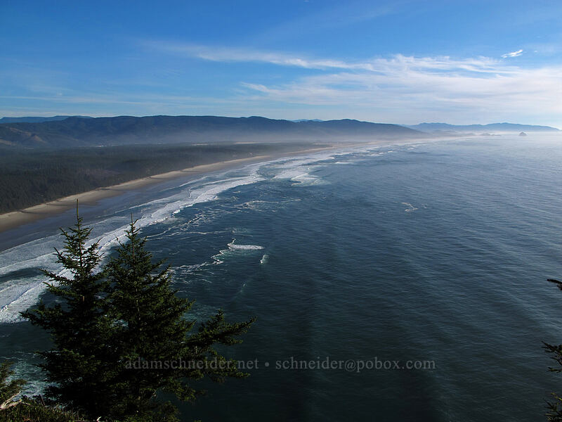 beaches near Sandlake [Cape Lookout State Park, Tillamook County, Oregon]