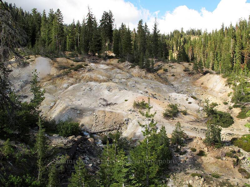 Sulphur Works [Ridge Lakes Trailhead, Lassen Volcanic National Park, California]