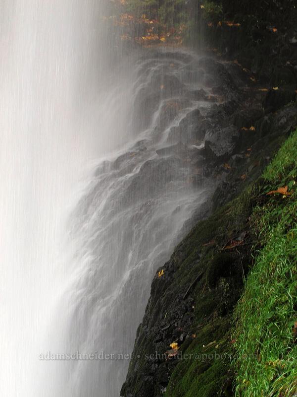 Lower South Falls [Canyon Trail, Silver Falls State Park, Oregon]