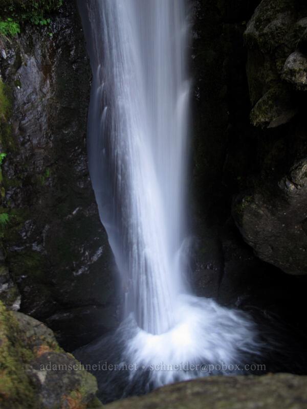 Pool of the Winds [Hamilton Mountain Trail, Beacon Rock State Park, Washington]