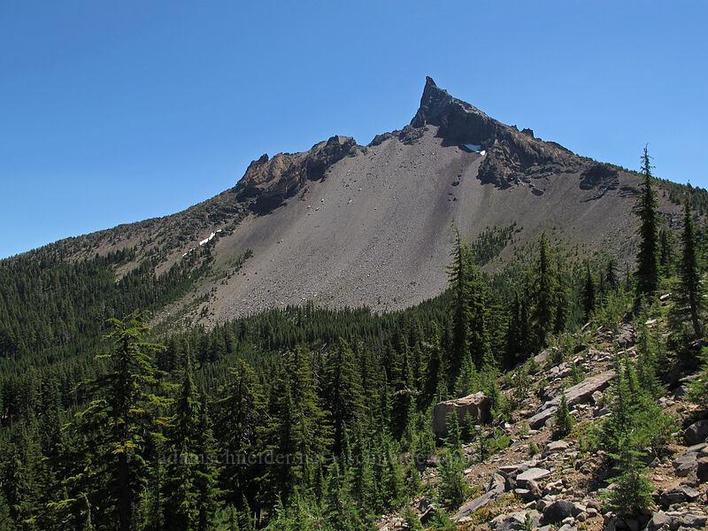 Mount Thielsen [Mt. Thielsen Trail, Mt. Thielsen Wilderness, Oregon]