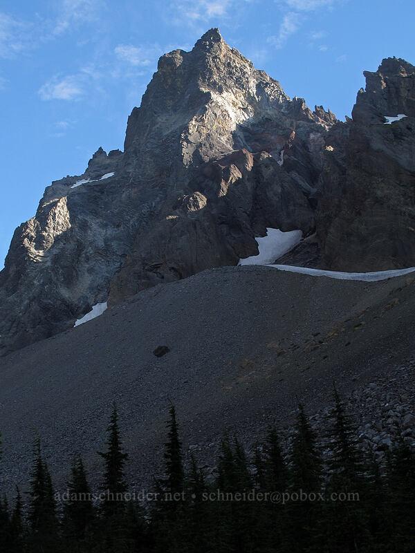Mount Thielsen [Pacific Crest Trail, Mt. Thielsen Wilderness, Oregon]