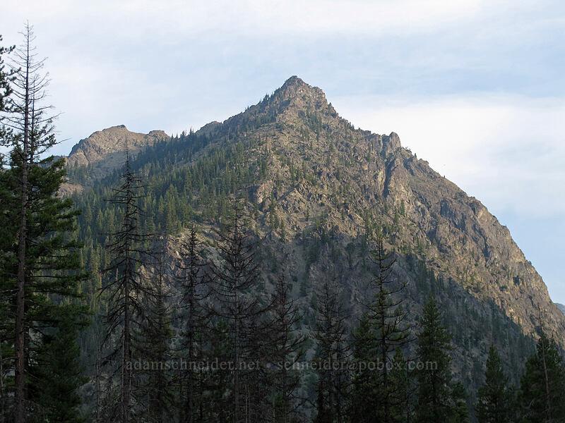 Esmeralda Peaks [Forest Road 9737, Wenatchee National Forest, Washington]