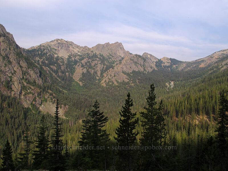 Esmeralda Basin [Ingalls Way Trail, Wenatchee National Forest, Washington]