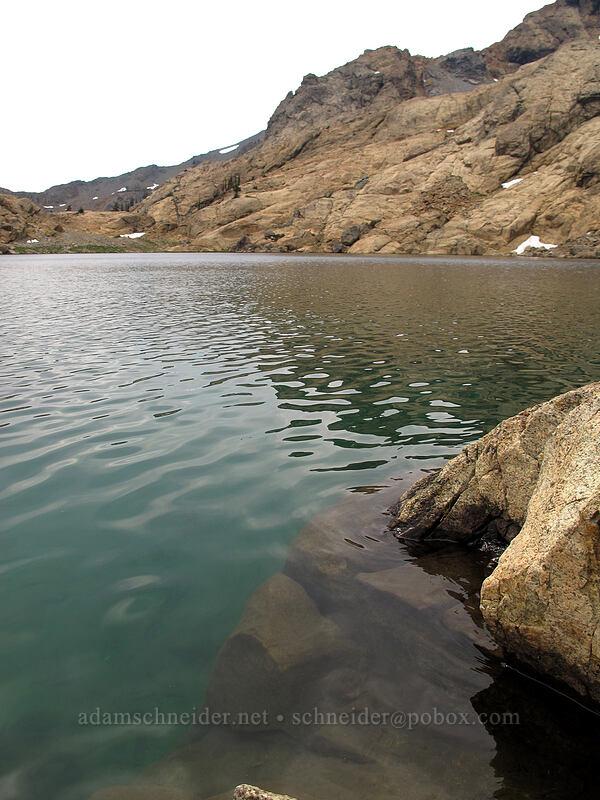 Lake Ingalls [Lake Ingalls, Alpine Lakes Wilderness, Washington]
