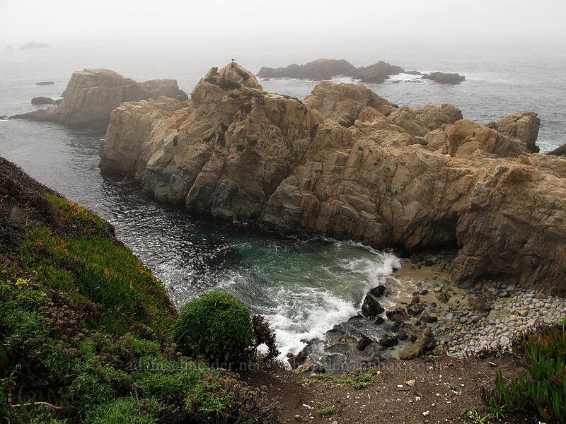 rocky headlands [Soberanes Point, Garrapata State Park, California]