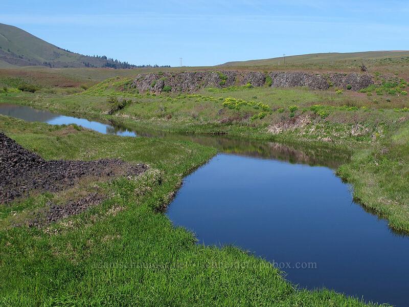 Swale Creek [Klickitat Trail, Klickitat County, Washington]