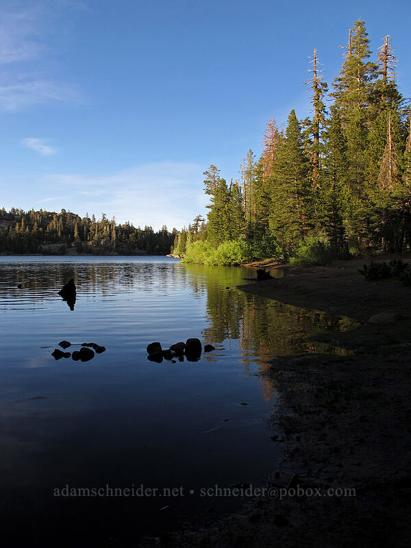 Lower Sunset Lake [Lower Sunset Lake, Toiyabe National Forest, California]