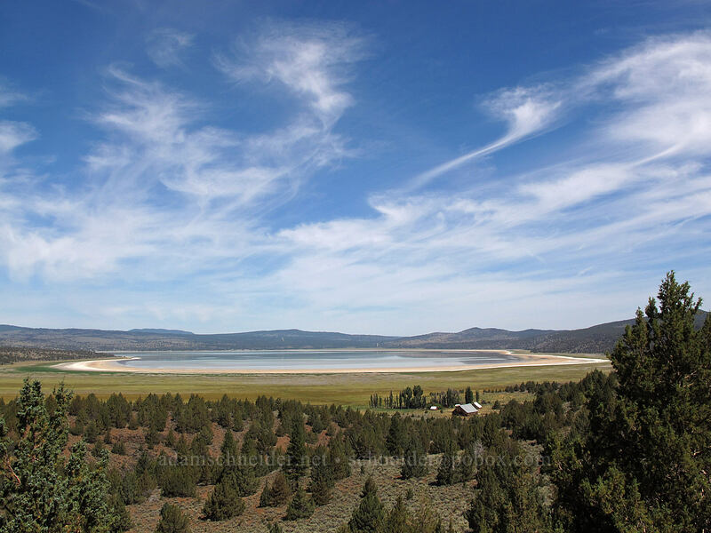 Eagle Lake [CA-139, Lassen County, California]