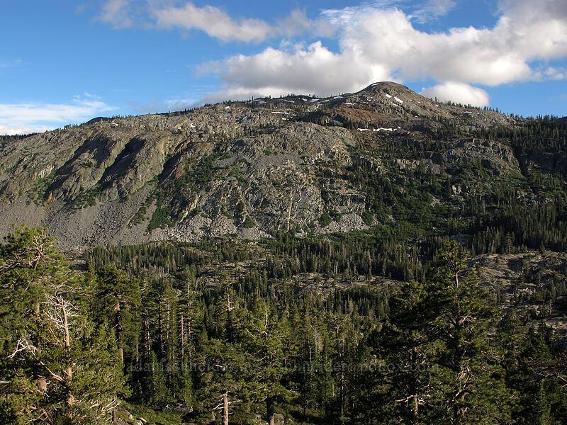 Keith's Dome [Glen Alpine Trail, Desolation Wilderness, California]