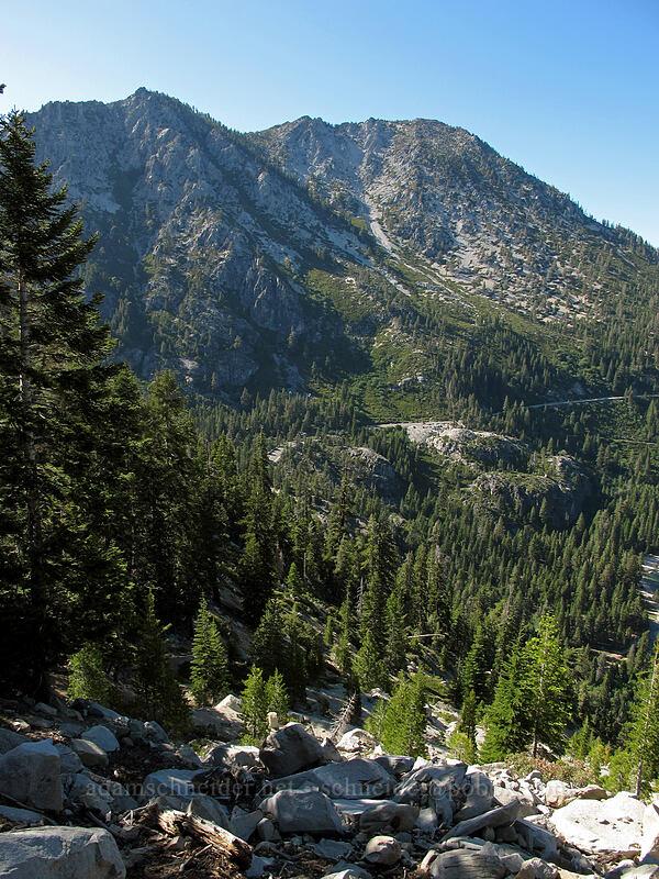 Peak 9195 & Jake's Peak [Bayview Trail, Desolation Wilderness, California]