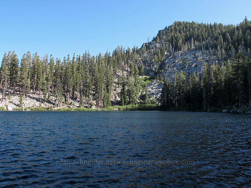 Granite Lake [Bayview Trail, Desolation Wilderness, California]