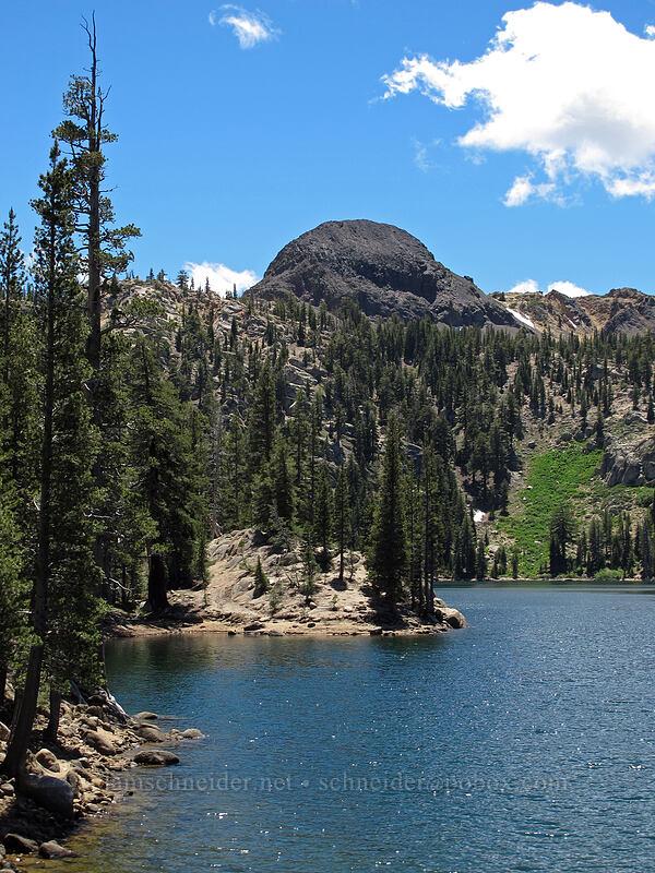 Ebbetts Peak & Kinney Reservoir [CA-4, Toiyabe National Forest, California]