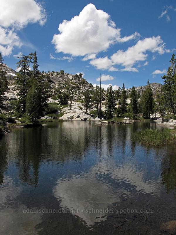 Pitt Lake [Desolation Valley, Desolation Wilderness, California]