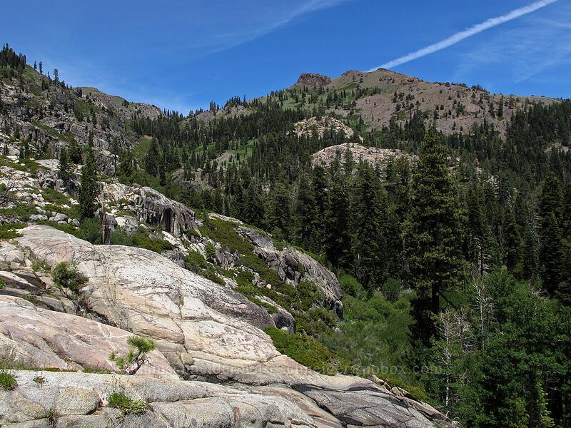 Shirley Canyon & Peak 8426 [Shirley Canyon Trail, Squaw Valley, California]