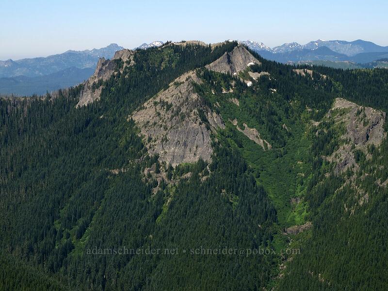 McCoy Peak [Sunrise Peak, Gifford Pinchot National Forest, Washington]