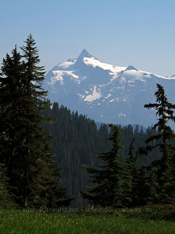 Mt. Shuksan [Scott Paul Trail, Mount Baker-Snoqualmie National Forest, Washington]
