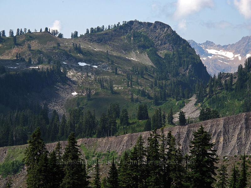 Park Butte & Railroad Grade Moraine [Scott Paul Trail, Mount Baker-Snoqualmie National Forest, Washington]