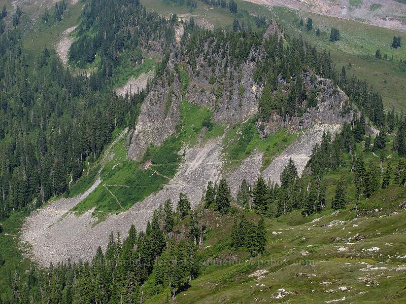 Cathedral Crag [Park Butte Trail, Mt. Baker Wilderness, Washington]