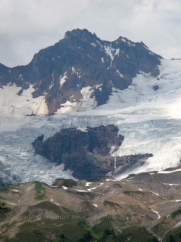 Colfax Peak & Deming Glacier [Park Butte Lookout, Mt. Baker Wilderness, Washington]