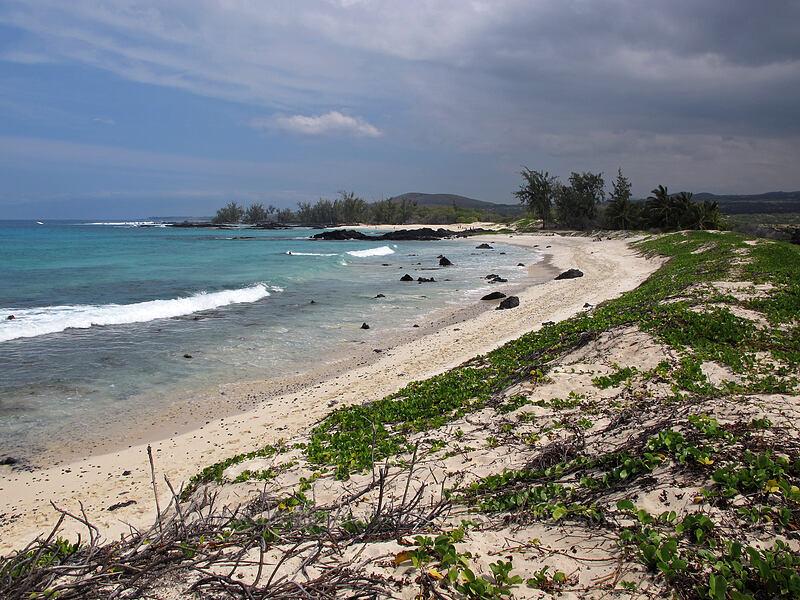 Makalawena Beach [Makalawena Beach, Kekaha Kai State Park, Big Island, Hawaii]