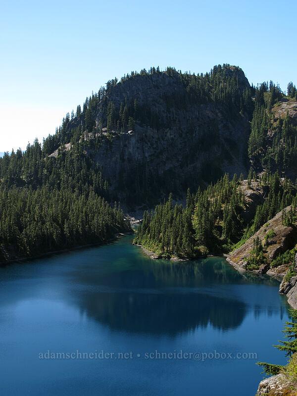 Rachel Lake [Rachel Lake Trail, Alpine Lakes Wilderness, Washington]