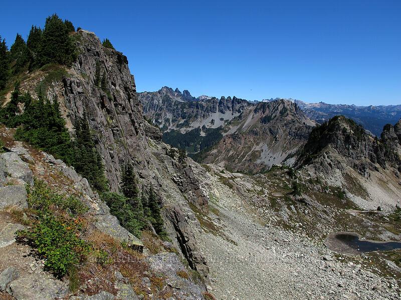 Alta Mountain & Chikamin Ridge [Alta Mountain, Alpine Lakes Wilderness, Washington]