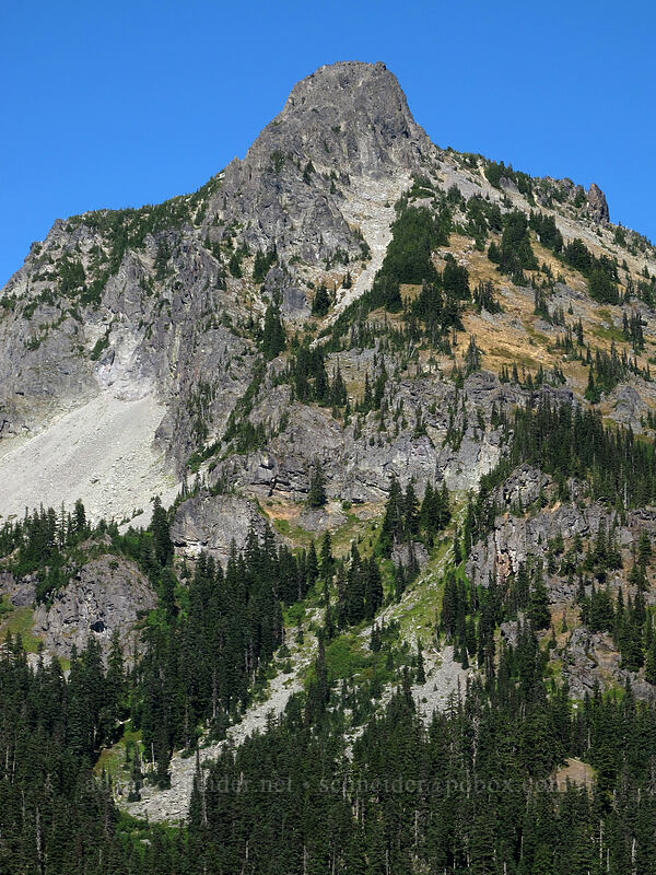 Hibox Mountain [Rachel Lake Trail, Alpine Lakes Wilderness, Washington]