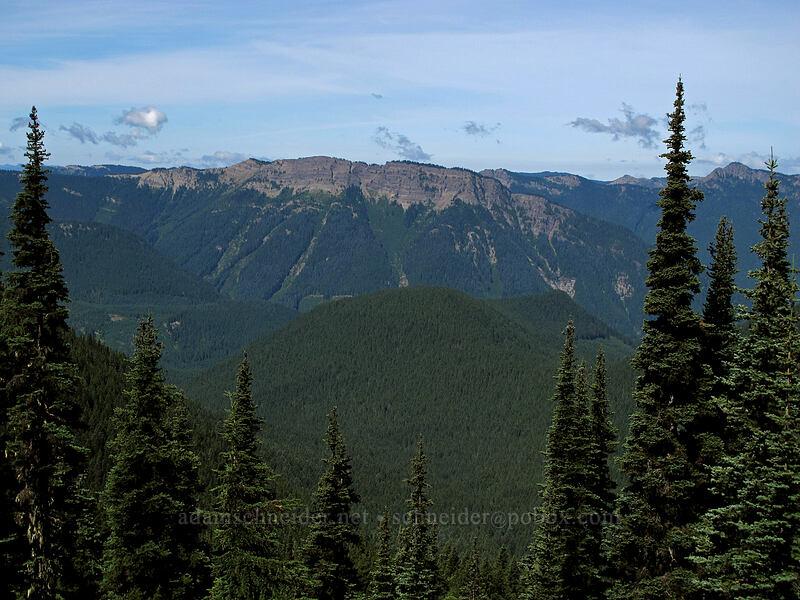 Stonewall Ridge [Goat Ridge Trail, Goat Rocks Wilderness, Washington]