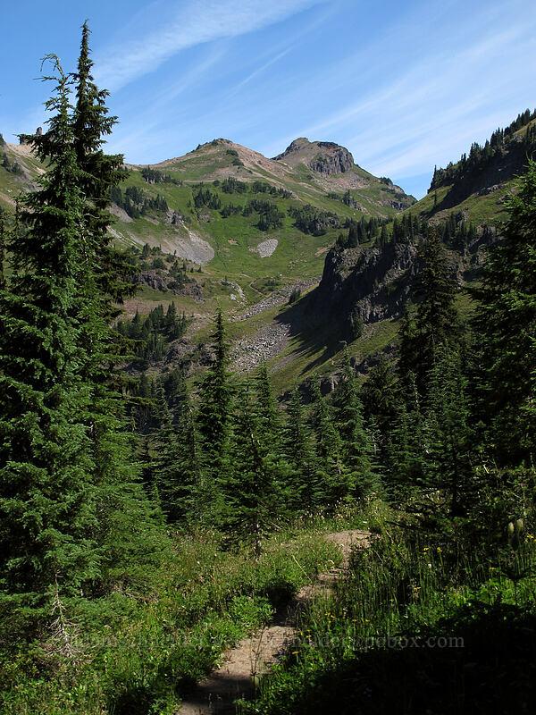 Hawkeye Point [Goat Ridge Trail, Goat Rocks Wilderness, Washington]