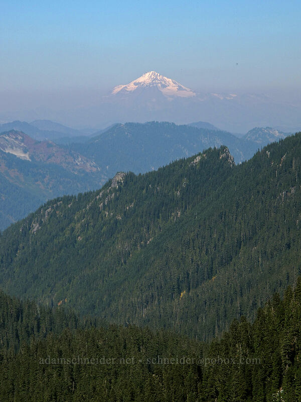 Glacier Peak [Surprise Gap, Alpine Lakes Wilderness, Washington]