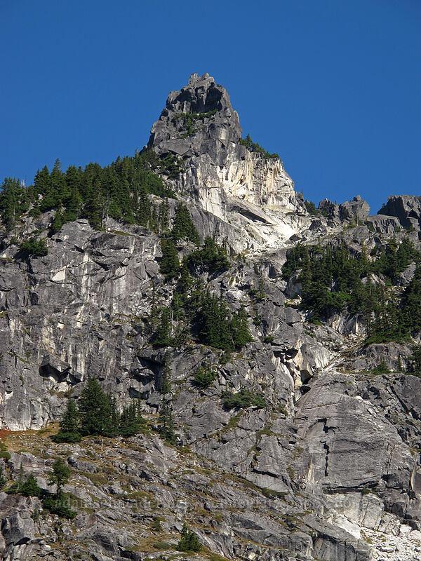 Thunder Mountain [Pacific Crest Trail, Alpine Lakes Wilderness, Washington]