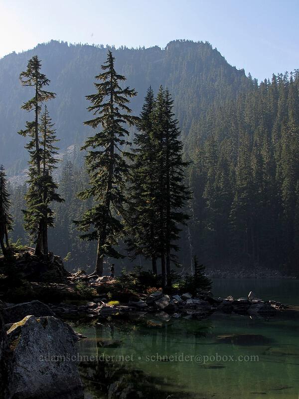 Surprise Lake [Surprise Creek Trail, Alpine Lakes Wilderness, Washington]