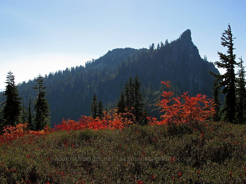Lichtenberg Mountain [Mt. McCausland, Henry M. Jackson Wilderness, Washington]