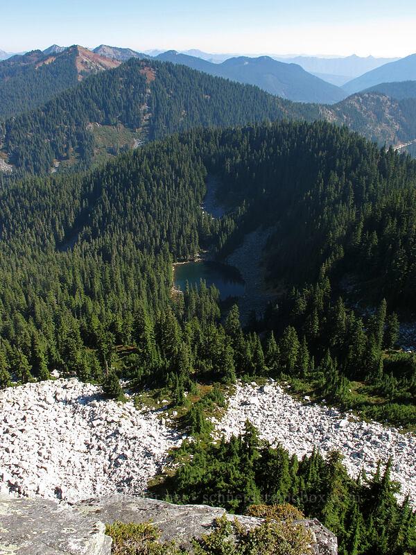 Dow Lake [Mt. McCausland, Henry M. Jackson Wilderness, Washington]
