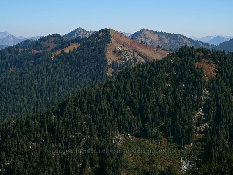 Jove Peak [Mt. McCausland, Henry M. Jackson Wilderness, Washington]
