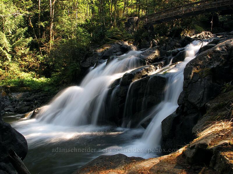 Deception Falls [Deception Falls Picnic Area, Mt. Baker-Snoqualmie National Forest, Washington]