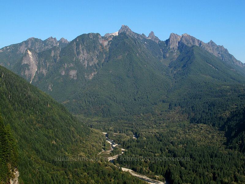 Gunn Peak [Index Town Wall, Index, Washington]