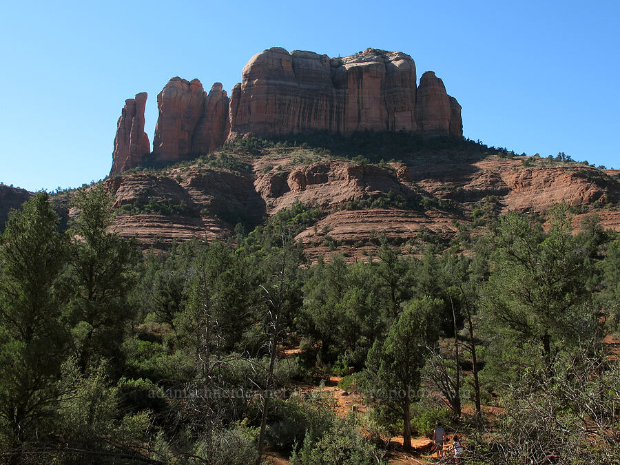 Cathedral Rock [Cathedral Rock Trail, Coconino National Forest, Arizona]