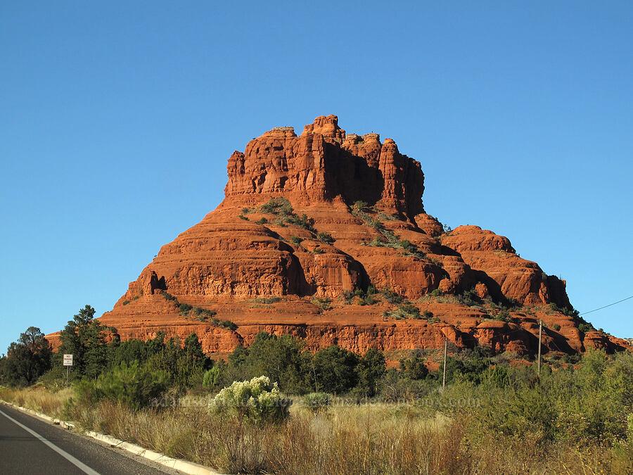Bell Rock [Arizona SR 179, Coconino National Forest, Arizona]