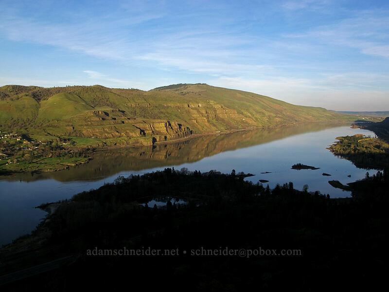 Columbia River [Rowena Crest, Wasco County, Oregon]