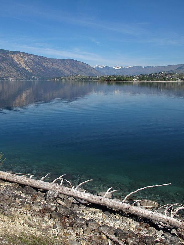Lake Chelan [South Lakeshore Road, Chelan County, Washington]