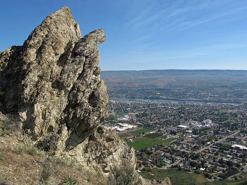 Wenatchee [Saddle Rock Trail, Wenatchee, Washington]